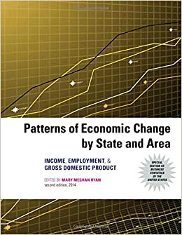 Patterns Of Economic Change By State And Area 2014: Income, Employment, & Gross Domestic Product