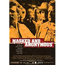Masked and Anonymous Poster Movie 11x17 Jeff Bridges Pen?lope Cruz Bob Dylan John Goodman