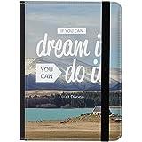 caseable - Étui pour Kindle et Kindle Paperwhite, Dream it
