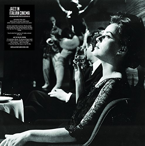 Vinilo : VARIOUS ARTISTS - Jazz In Italian Cinema