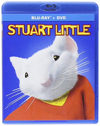 Blu-ray : Stuart Little (With DVD, 2 Pack, Widescreen, 2 Disc)