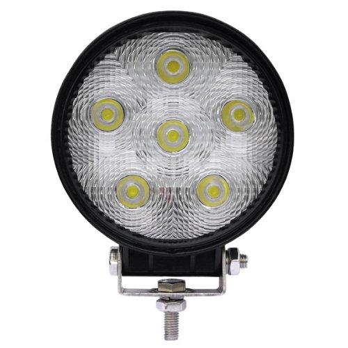 6K Led 18W Led Flood Light Off Road Atv Led Lighting 10-30V Dc Off Road Lighting Tractor 10-30V Dc