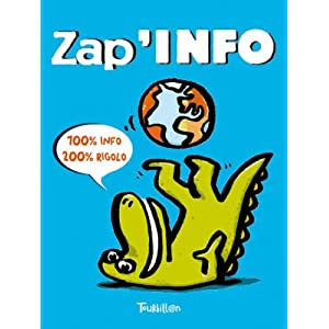 Zap'Info (French Edition) M. A. Guillaume