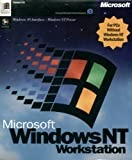 Microsoft Windows NT 4.0 Workstation (Full Retail Version 4.0 CD-ROM)