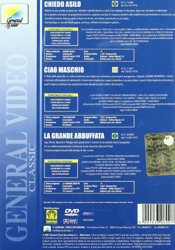 Ferreri Collection 3 DVDs