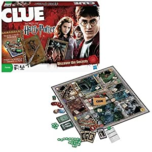 Click to order CLUE Harry Potter from Amazon!