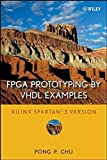 img - for FPGA Prototyping by VHDL Examples: Xilinx Spartan-3 Version by Pong P. Chu (2008-02-04) book / textbook / text book