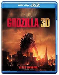 Godzilla (3D) [Blu-ray]