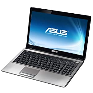 Asus K53SC-SX307V - Ordenador portátil de 15,6'' (Intel core i5, 4 GB de RAM, 500 GB de disco duro) - teclado español QWERTY