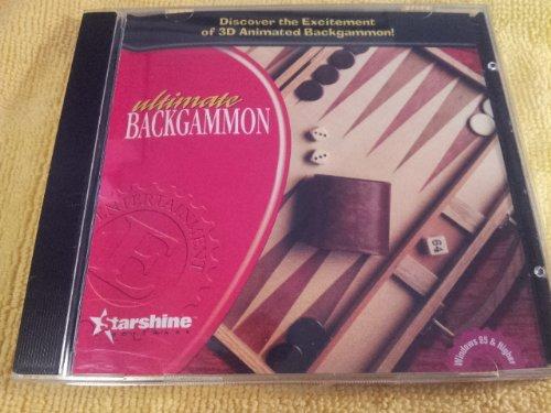Backgammon for Windows 95