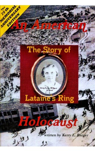 "<strong>Three Brand New Kindle Freebies All From Author Kerry Barger - <em>An American Holocaust: The Story of Lataine's Ring</em>, <em>High Times and Rough Rides of A Bipolar Addict</em> and <em>""Elohim"": (Ancient Science Fiction or Biblical God?)</em></strong>"