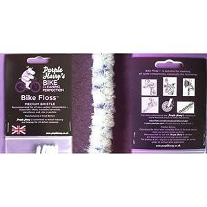 Purple Harry Medium Bristle Bike Floss