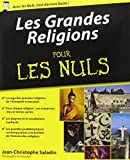 """Afficher """"Les grandes religions pour les nuls"""""""