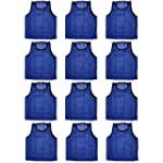 BlueDot Trading Adult Sports Pinnies...