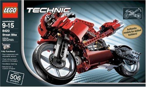 LEGO Technic Street Bike (japan import) jetzt bestellen
