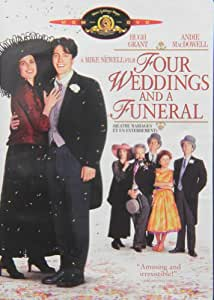 Four weddings and a funeral mike newell hugh for Four weddings and a funeral director mike