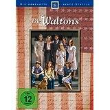 Die Waltons - Die komplette 8. Staffel 6 DVDs