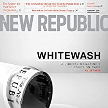 The New Republic, February 2015 (       UNABRIDGED) by The New Republic Narrated by C. James Moore