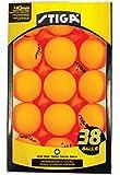 STIGA 1-Star Table Tennis Balls (38-Pack)
