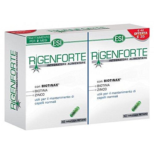 Esi Rigenforte Kit 30 Capsule+30 Capsule