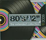 "echange, troc Various Artists - 80's/12"" Extended Collection"