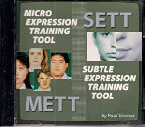 micro expression training tool essay Towards reading hidden emotions: a comparative study of spontaneous micro-expression spotting and recognition  ekman developed a micro expression training tool.