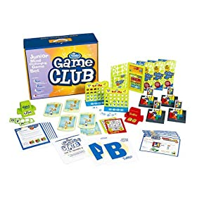 ThinkFun Mind Challenging Junior Game Club