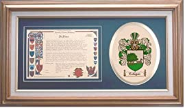 Calagan Family Name History and Coat of Arms / Family Crest