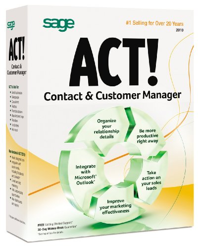 Upgrade Act By Sage 2010