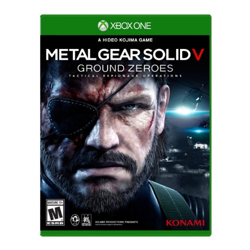 Metal Gear Solid V: Ground Zeroes on PS3, Xbox 360, PS4, Xbox One
