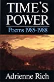 Time's Power: Poems 1985-1988