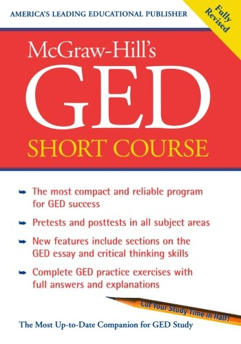 Mcgraw-Hill'S Ged Short Course : The Most Compact And Reliable Program For Ged Success front-1021659
