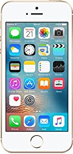 Apple iPhone SE 64 GB SIM-Free Smartphone - Gold