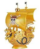 ワンピース 偉大なる船(グランドシップ)コレクション サウザンド・サニー号 「FILM GOLD」公開記念カラーVer. プラモデル