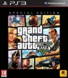 GRAND THEFT AUTO 5 GTA V SPECIAL EDITION PS3 UK EDITION