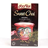 Yogi Tea Sweet Chai 17bag (Pack of 6)