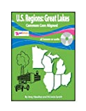 img - for U.S. Regions: The Great Lakes--Common Core (Audio Included) book / textbook / text book