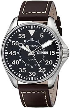 Hamilton Khaki Aviation Pilot Mens Watch