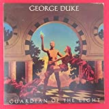 GEORGE DUKE Guardian Of Light LP Vinyl VG++ Cover VG++ GF Lyrics Sleeve FE 38513