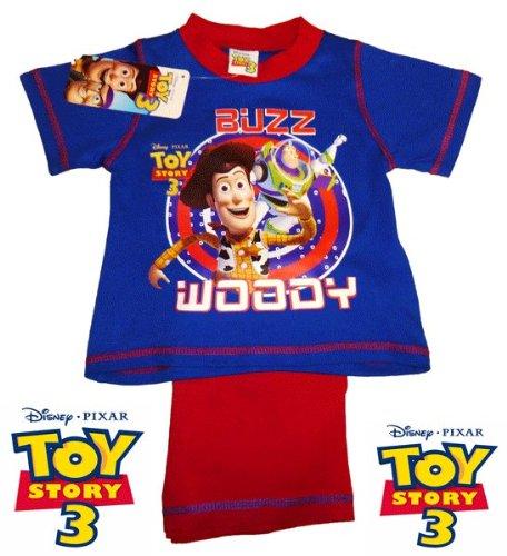 ThePyjamaFactory Boys Short Toy Story 3 Pyjamas