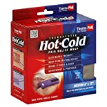 Thermi Paq Pain Relief Wrap, Therapeutic Hot - Cold, Medium, 1 wrap