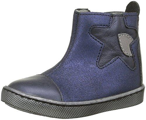 GBBLiat - Stivali Bambina , Blu (Bleu (12 Vte Bleu Dpf/2706)), 26