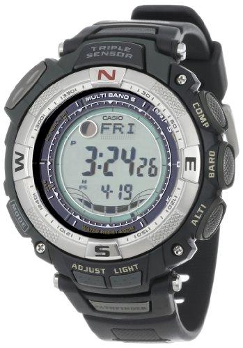 Casio Men's PAW1500-1V Pathfinder Multi-Band Solar Atomic Ultimate Watch