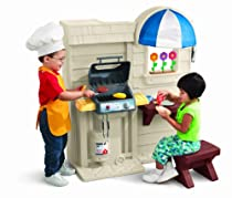 Hot Sale Little Tikes Inside/Outside Cook N Grill Kitchen