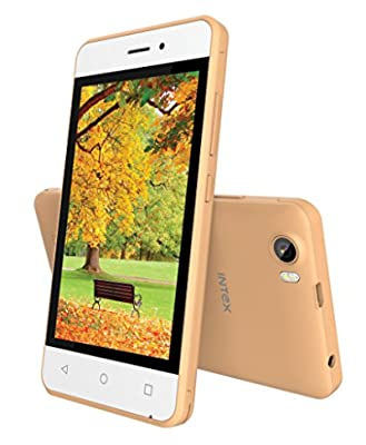 Intex Aqua 4G Strong (Champagne)
