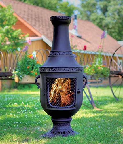 The-Blue-Rooster-Cast-Iron-Venetian-Chiminea