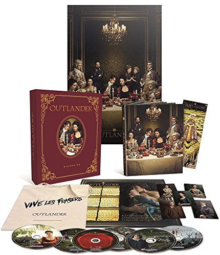 Outlander - Season 2 [Collector Blu-ray + Copie digitale] (Outlander Season Two compare prices)