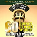 The New Adventures of Sherlock Holmes: 60-Episode Set  by  PDQ AudioWorks, Arthur Conan Doyle Narrated by Basil Rathbone