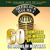 The New Adventures of Sherlock Holmes: 60-Episode Set |  PDQ AudioWorks, Arthur Conan Doyle