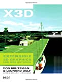 echange, troc Don Brutzman, Leonard Daly - X3D: Extensible 3D Graphics for Web Authors